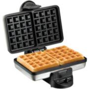 Hamilton Beach® 2-Square Belgian Waffle Maker