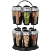 Trudeau™ 16-ct. Spice Tower Carousel