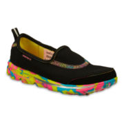 Skechers® GOwalk Wavelength Girls Sneakers - Little Kids