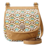 Relic® Bleeker Mini Saddle Crossbody Bag