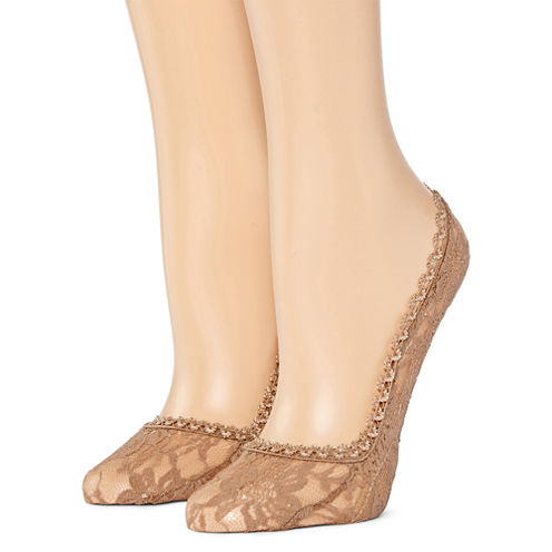 2-pk. Padded Lace Liners