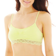 Flirtitude® Lace-Trim Bralette