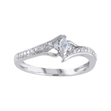 jcpenney.com | 1/7 CT. T.W. Diamond Ring
