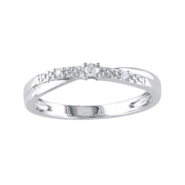 jcpenney.com | Diamond-Accent Crisscross Ring