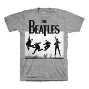 Beatles Jump Graphic Tee