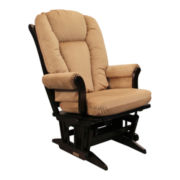 Dutalier Sleigh Glider - Medium Brown