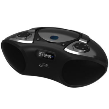 jcpenney.com | iLive™ IBC233B Bluetooth Boombox