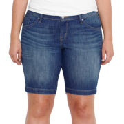 Levi's® Bermuda Shorts - Plus