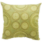 Enterprise Basil Decorative Pillow