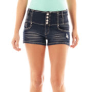 Almost Famous High-Waisted Shorts