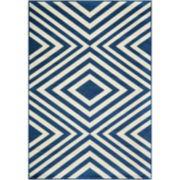 Momeni® Baja Zigzag Indoor/Outdoor Rectangular Rugs