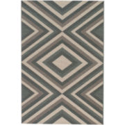 Momeni® Baja Zigzag Indoor/Outdoor Rectangular Rug