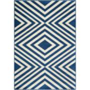 Momeni® Baja Zigzag Indoor/Outdoor Rectangular Rugs