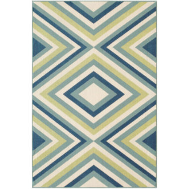 jcpenney.com | Momeni® Baja Zigzag Indoor/Outdoor Rectangular Rug