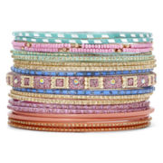 Decree® 19-pc. Bangle Set