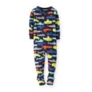 Carter's® Submarine Footed Pajamas – Baby Boys 12-24m