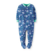 Carter's® Sailboat Footed Pajamas - Baby Boys12-24m