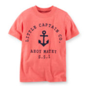 Carter's® Anchor Tee - Toddler Boys 2t-5t