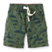 Carter's® Island Shorts − Toddler Boys 2t-5t