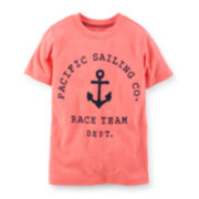 Carter's® Anchor Tee - Preschool Boys 4-7