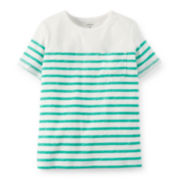 Carter's® Striped Pocket Tee - Toddler Boys 2t-5t