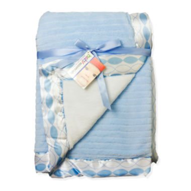 jcpenney.com | Baby Essentials® Blue Blanket