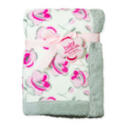 Baby Essentials® Floral Blanket