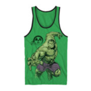 Hulk Graphic Tank Top - Boys 8-20