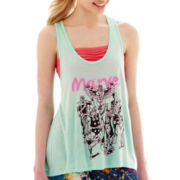 Freeze Marvel® Heroes Lace-Back Tank Top