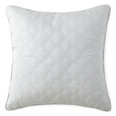 "jcpenney.com | Eva Longoria Home Mireles 18"" Square Decorative Pillow"