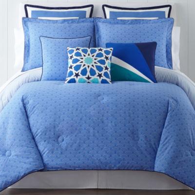 chicjonathan adler zoe 3-pc. comforter set