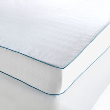 "jcpenney.com | Sealy® Posturepedic® 4"" Memory Foam Topper"