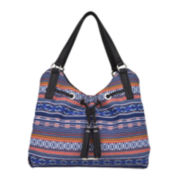 Liz Claiborne® Leanne 4-Poster Shoulder Bag