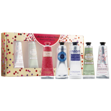 jcpenney.com | L'Occitane Hand Cream Collection