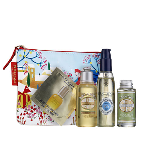 L'Occitane Oil Favorites