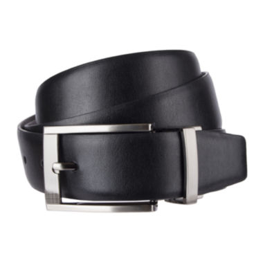 jcpenney.com | Collection by Michael Strahan Reversible Textured-Buckle Belt