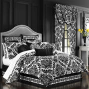 Queen Street® Carrington 4-pc. Comforter Set & Accessories
