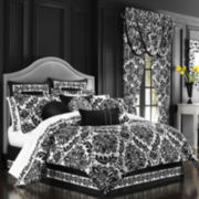 Queen Street® Carrington 4-pc. Comforter Set