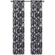 Queen Street® Carrington Rod-Pocket Curtain Panel Pair