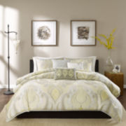 Madison Park Yasmin 6-pc. Duvet Set