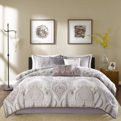 Madison Park Morena 7 Pc Comforter Set Jcpenney