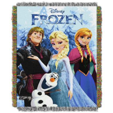 jcpenney.com | Disney Frozen Tapestry Throw