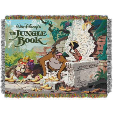 jcpenney.com | Disney The Jungle Book Tapestry Throw