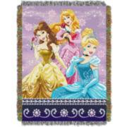 Disney Princess Sparkle Dream Tapestry Throw