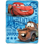 Disney Cars Throw