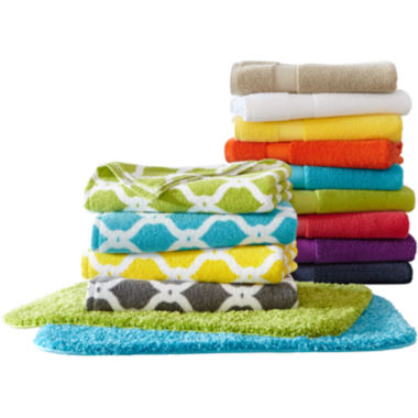 jcpenney.com | JCPenney Home™ Bath Towel & Bath Rug Collection