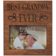Best Grandpa Ever Picture Frame