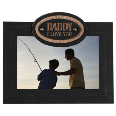 jcpenney.com | Daddy I Love You Picture Frame
