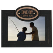 Daddy I Love You Picture Frame