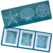 Certified International Aqua Treasures 2-pc. Melamine Appetizer Set